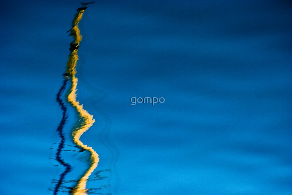 uncertainty  by gompo