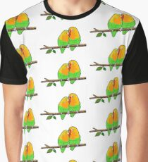 Lovebirds Graphic T-Shirt