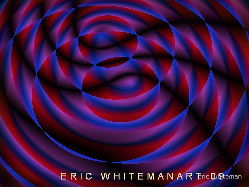 ( MISUSE )  ERIC WHITEMAN ART   by eric  whiteman
