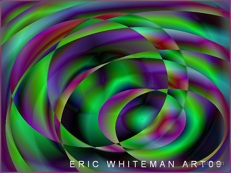 (ITS A WRAP ) ERIC WHITEMAN  by eric  whiteman