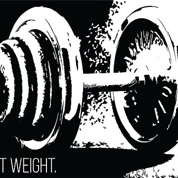 Don't Weight by radtasticdesign