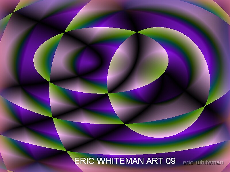 (HAVE FLASH  DRIVE WILL TRAVEL ) ERIC WHITEMAN ART   by eric  whiteman
