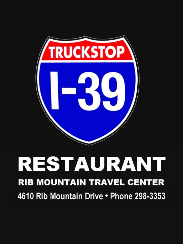 I-39 Truckstop by KevynPEisenman