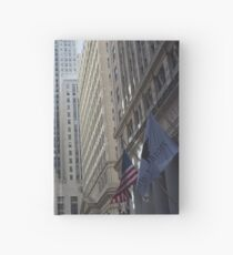 Chicago Financial District Hardcover Journal