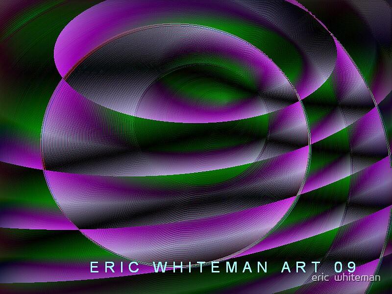 FLOUNCE ) ERIC WHITEMAN ART  by eric  whiteman