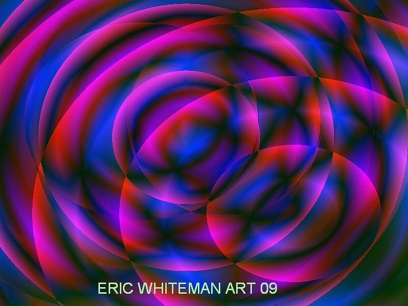 ( FLUFF ) ERIC WHITEMAN  by ericwhiteman