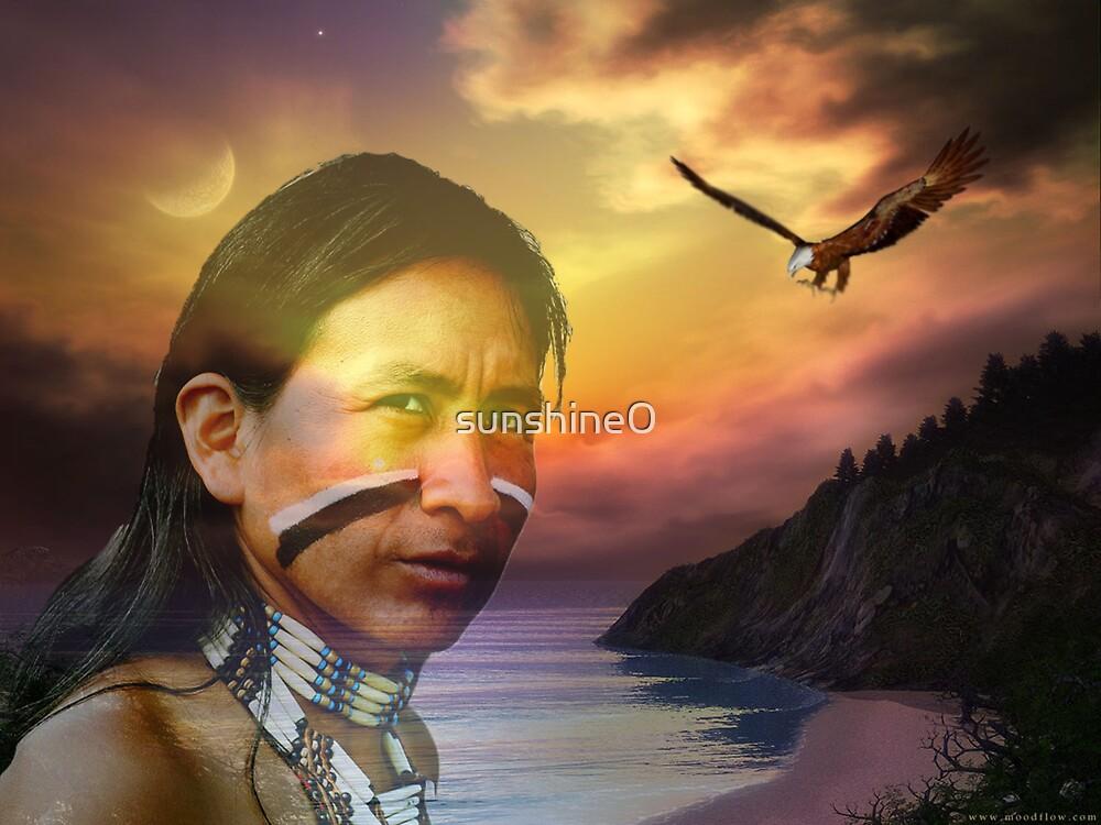Warrior Indian by sunshine0