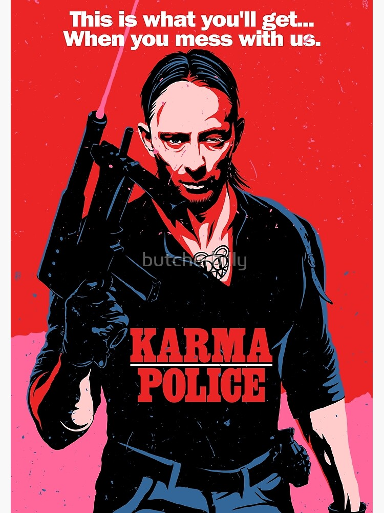 Karma by butcherbilly