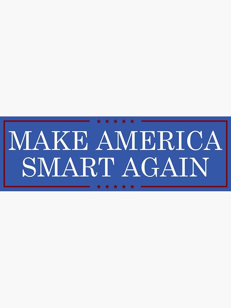 Make America Smart Again 2 by Kingwell
