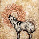 Wolf Totem by SimonHaiduk