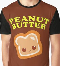 Couple - Peanut Butter (& Jelly) Graphic T-Shirt