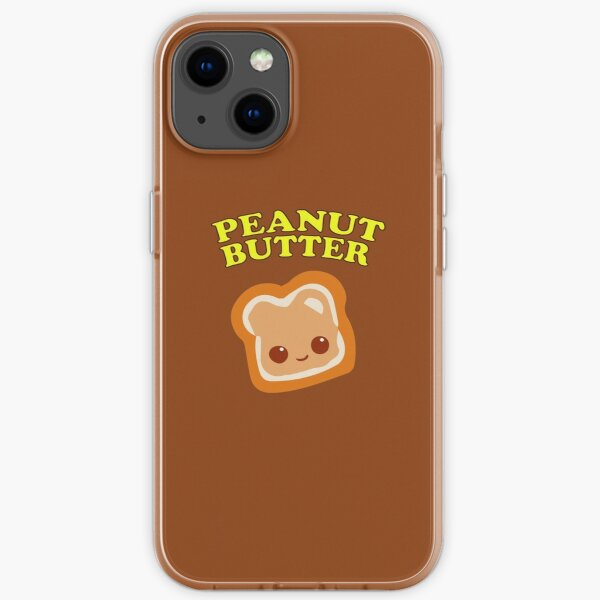 Couple - Peanut Butter (& Jelly) iPhone Soft Case