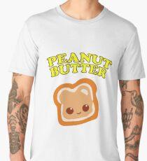 Couple - Peanut Butter (& Jelly) Men's Premium T-Shirt