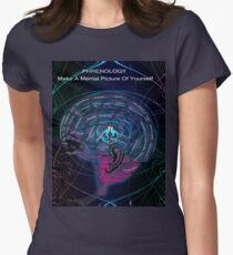 Make A Mental Picture of Yourself Women's Fitted T-Shirt