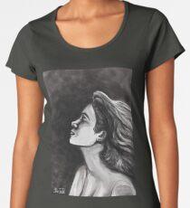 Portrait Women's Premium T-Shirt