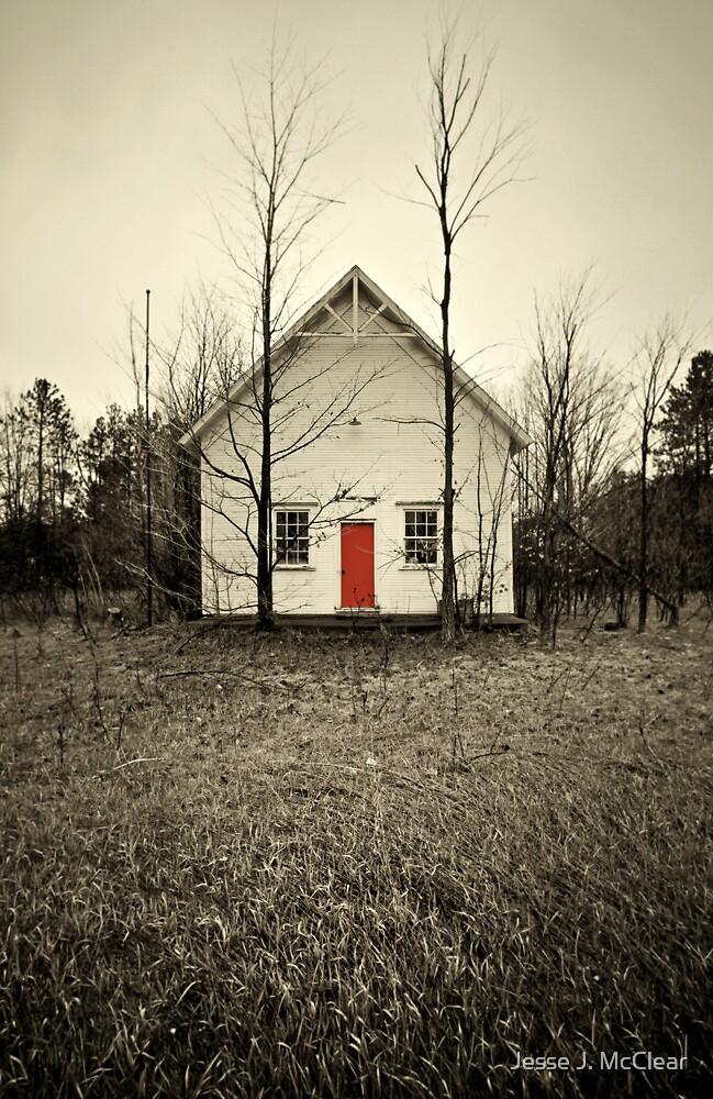 Red Door by Jesse J. McClear