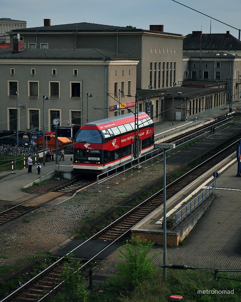 Dessau : Bahn by metronomad