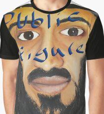 Osama Bin Laden  Graphic T-Shirt
