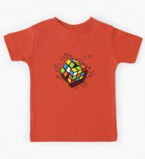 Rubix Formel Kinder T-Shirt