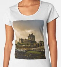 Eilean Donan Castle Women's Premium T-Shirt