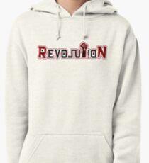 Revolution Fist Pullover Hoodie