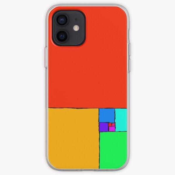 Golden Ratio 3 iPhone Soft Case