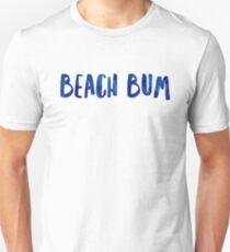Beach Bum Art Meme Dank Funny Unisex T-Shirt
