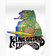 King Gizzard Lizzard Poster