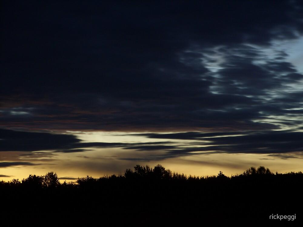 black velvet dawn by rickpeggi