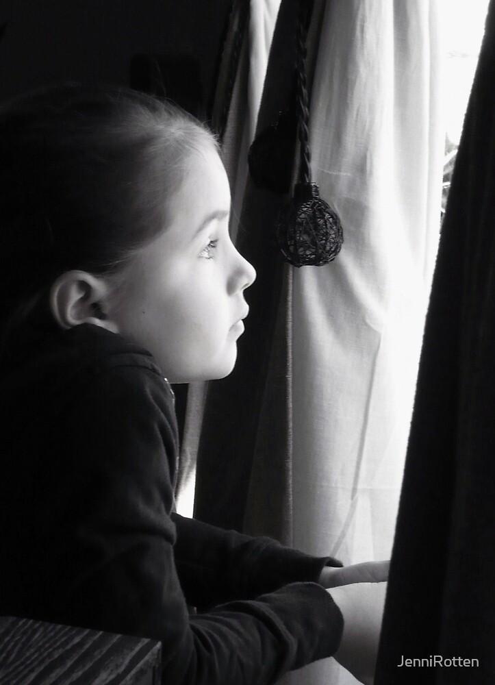 Day Dreamer by JenniRotten