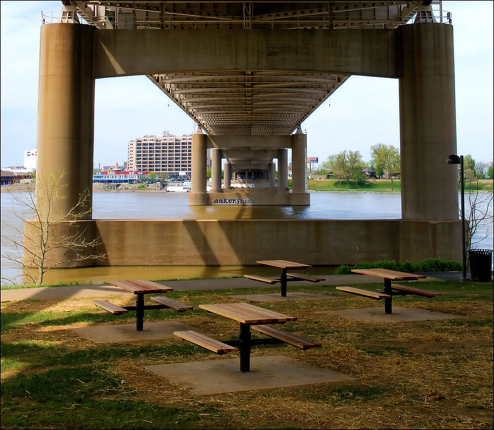 Under the Bridge by Donnie Shackleford