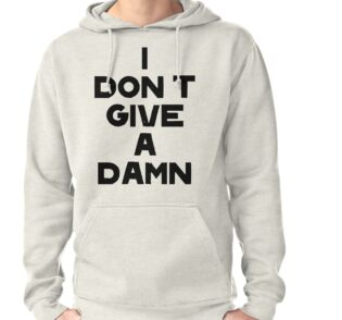 I Dont Give A Damn Stickers By Alexcola Redbubble