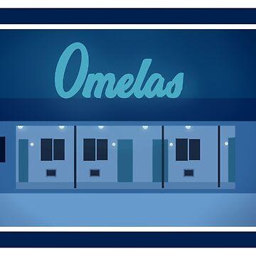 BTS - Omelas by Maya-mae