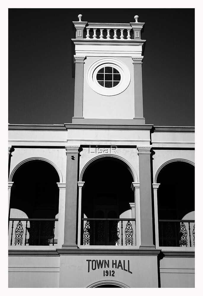Town Hall by LisaR