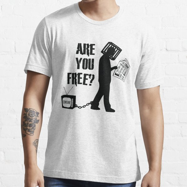 Are You Free? They Live, John Carpenter Essential T-Shirt