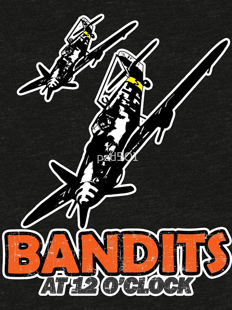 Bandits At 12 O'Clock by pzd501