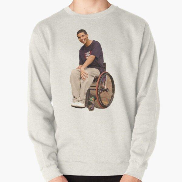 Wheelchair Jimmy Pullover Sweatshirt
