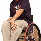 Wheelchair Jimmy by catscollegecuts