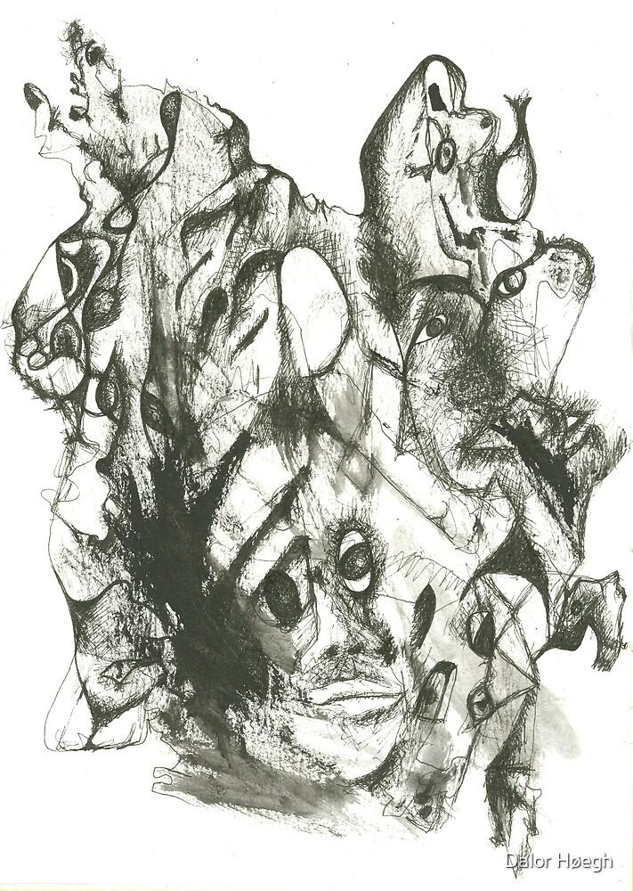 Malabarismos Errantes by Dálor Høegh