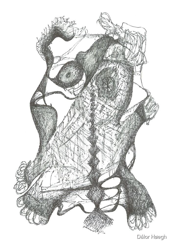 Paloma Peregrina by Dálor Høegh
