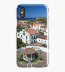 Azorean parish iPhone Case