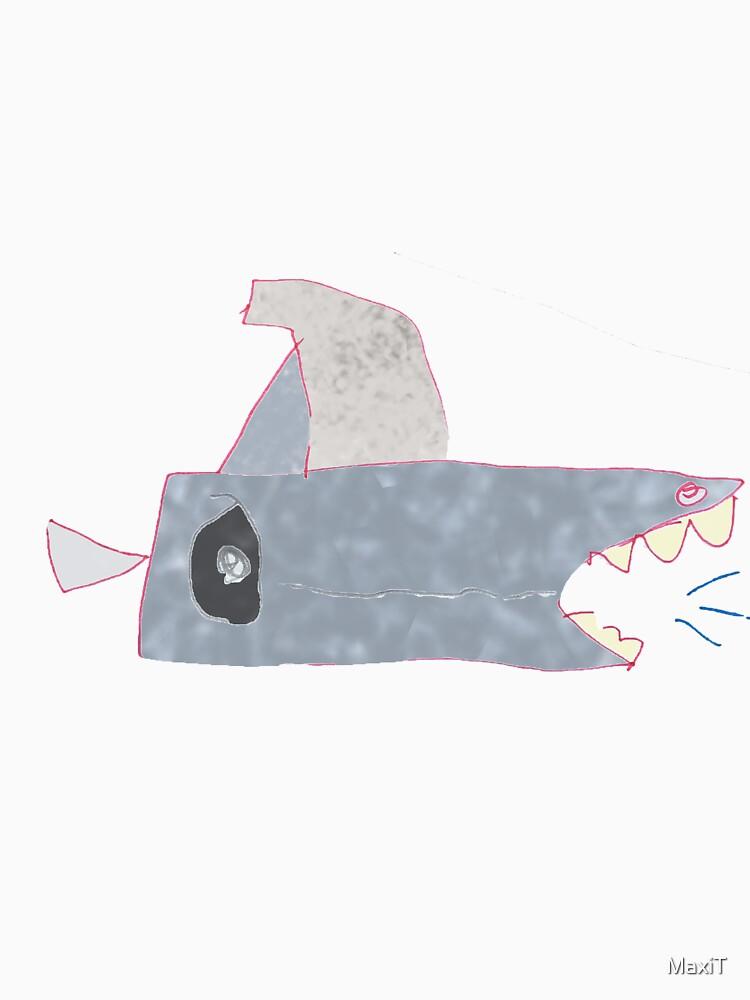 Sharknado  by MaxiT