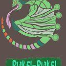The Circular Poison Bewitching Bird by drakenwrath