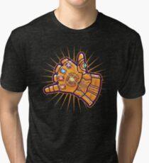 Shaka-Handschuh Vintage T-Shirt