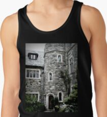 The Castle at Skylands Manor Tank Top