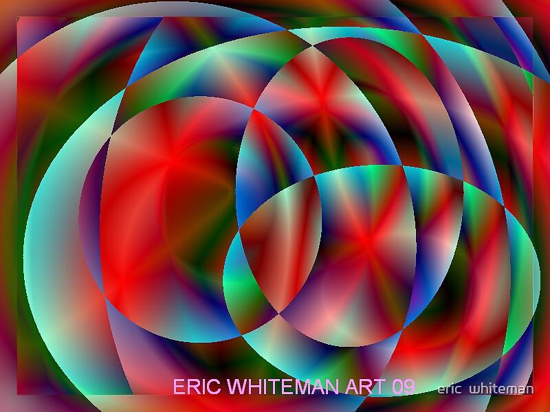 ( RNEGADE ) ERIC WHITEMAN ART  by eric  whiteman