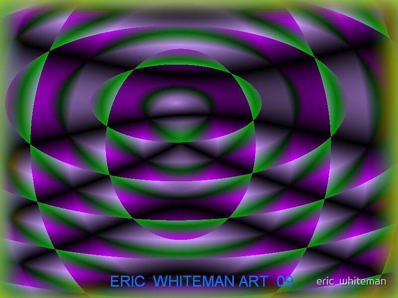 ( PATCHWORK ) ERIC WHITEMAN  ART   by eric  whiteman