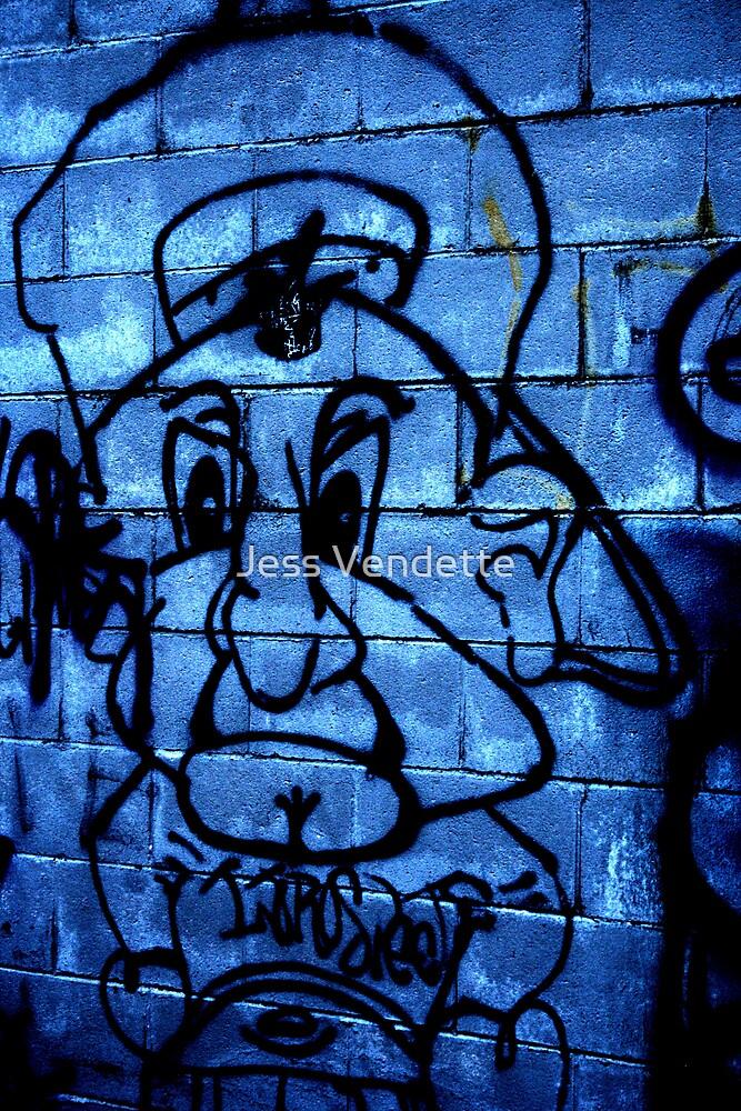 Yo Man..... by Jess Vendette