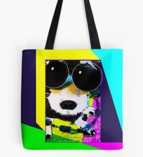 Frida the Fashionista! Tote Bag