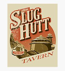 Slug Hutt Photographic Print